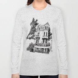 Fantasy of Saint Denis and Roy Long Sleeve T-shirt