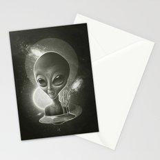 Alien II Stationery Cards
