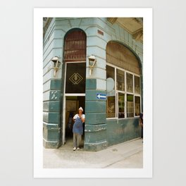 Concordia Art Print