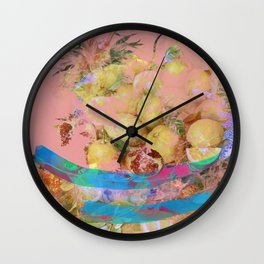 Tropical Dream I Wall Clock