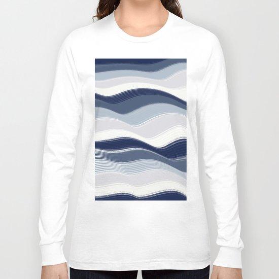 Abstract 112 Long Sleeve T-shirt