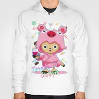 Hoodies featuring One Piece: TonyTony Chopper by Neo Crystal Tokyo