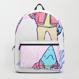 Jacket shark Backpack