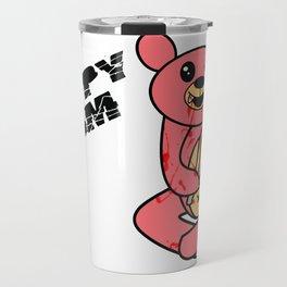 Happy same the goru kawaii bear Travel Mug