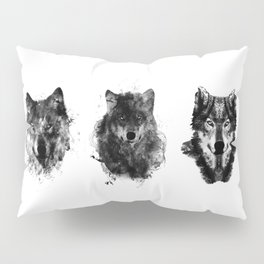 The Wolfpack Pillow Sham