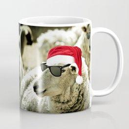 Tis The Season - Sheep Coffee Mug