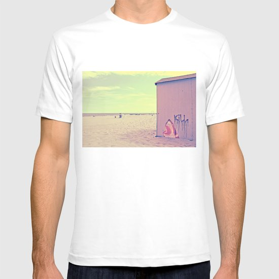 A Nice Summer Swim T-shirt