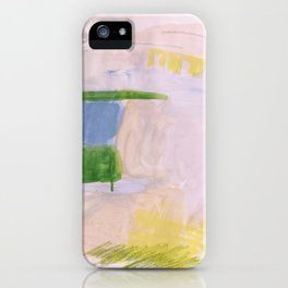 Spring Grass iPhone Case