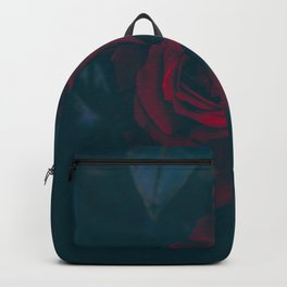 Rose In Darkness Backpack