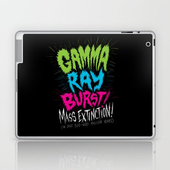 Gamma Ray Burst Laptop & iPad Skin