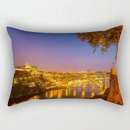 Porto Portugal Rectangular Pillow