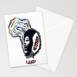 Mother Land Stationery Cards