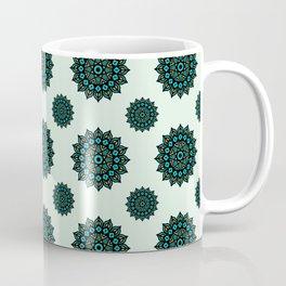 Arabic orient flower Coffee Mug