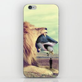 Food Chain iPhone Skin