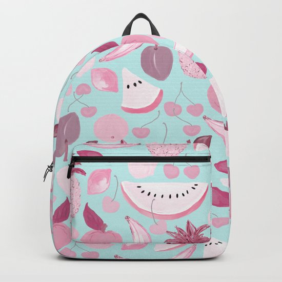 Fruit Punch Blush I Backpack
