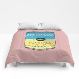 Nausicaa - Miyazaki - Special Soup Series  Comforters