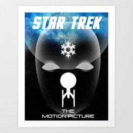 Star Trek The Motion Picture Poster Art Print