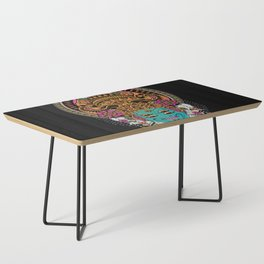 The Mask Dancer Coffee Table