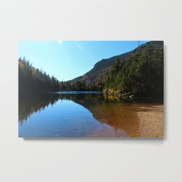 Greeley Pond Metal Print