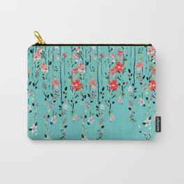 Floral Dilemma #society6 #decor #buyart Carry-All Pouch