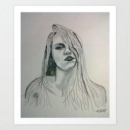 LJ_aka_JG Art Print