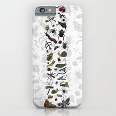letter I - insects Slim Case iPhone 6s