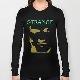 Strange Strangeways (The Smiths) Long Sleeve T-shirt
