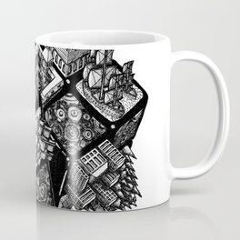 Rubik's World Coffee Mug
