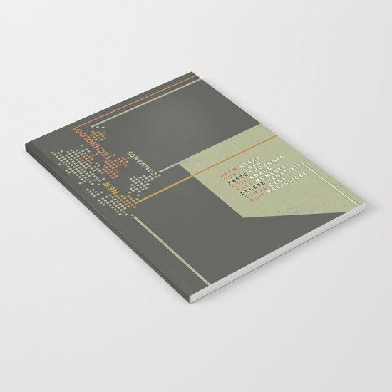 New Technology Commands Notebook