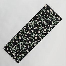 Oxeye (Black) Yoga Mat