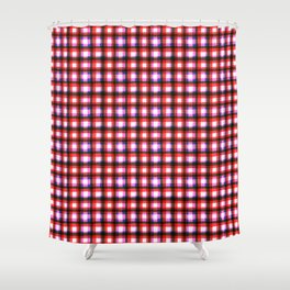 UpBeat SK8ter Chess Pattern V.12 Shower Curtain