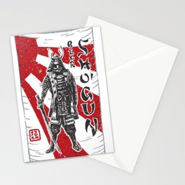 Shogun Beer Stationery Cards