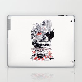 All my favorite ghosts Laptop & iPad Skin