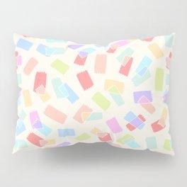 Washi Tape Pillow Sham