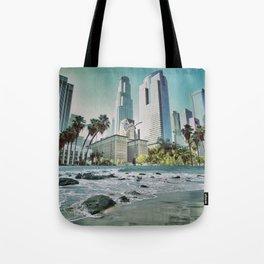 Surf City L.A. Tote Bag