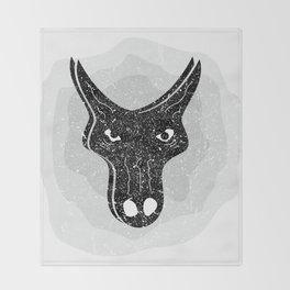 Bull power #society6 #decor #buyart #artprint Throw Blanket