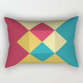 Retro Marrakech Rectangular Pillow