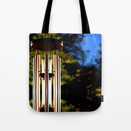 Chimes in the Night Tote Bag