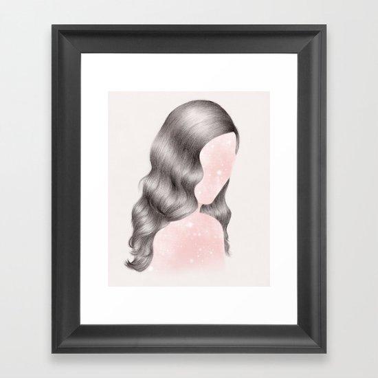 Cosmic Wonder IV Framed Art Print