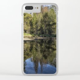 Cathedral Beach View, No. 2 Clear iPhone Case