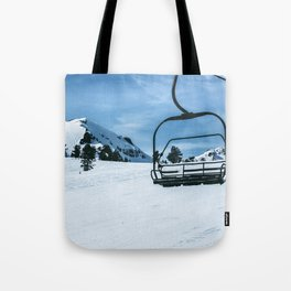 The Slopes Tote Bag