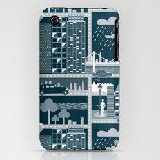 Film Noir Slim Case iPhone (3g, 3gs)