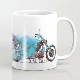 Enjoy this Ride we call Life Coffee Mug