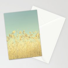 the field Stationery Cards