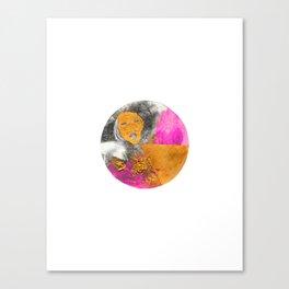 Dama Katherine Canvas Print