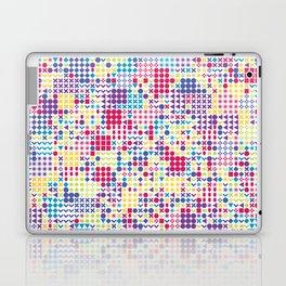 Fun Pattern Laptop & iPad Skin
