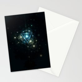 Timeblind Stationery Cards
