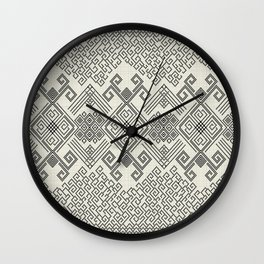 ethnic baltic Wall Clock