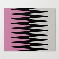 Vibrational Canvas Print