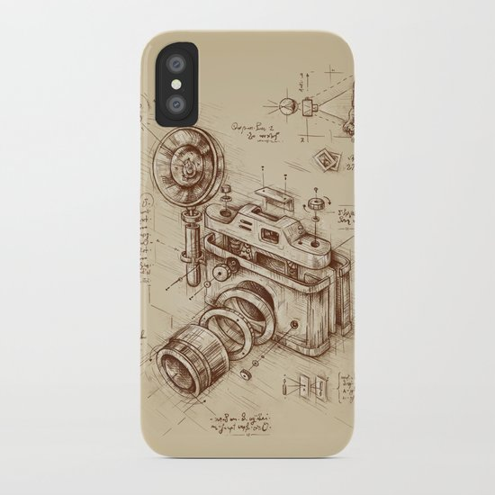 Moment Catcher iPhone Case